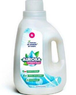AURORA Detergente Líquido 3 Litros