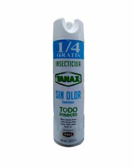 TANAX Todo Insecto sin Olor 220 cc + 1/4